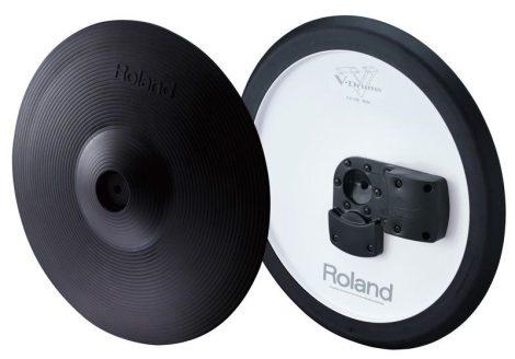 """Roland CY-13R 13"""" Three Way Ride V-Cymbal"""
