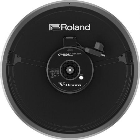"Roland CY-18DR 18"" Digital Ride Multi Sensor V- Cymbal for TD-50 module Only"