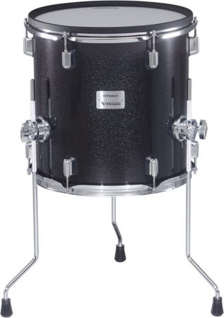 "Roland PDA 140F -MS Digital 14"" Floor Tom Drum Pad"