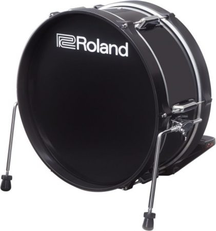"Roland KD180L -BK Digital 18"" Kick Drum Pad"