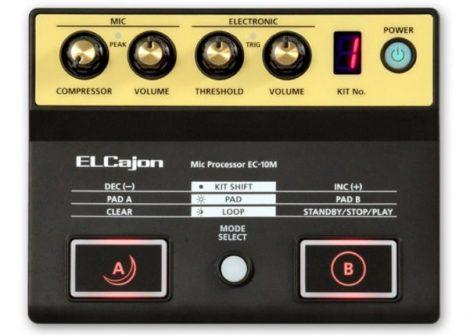 Roland EC-10M El-Cajon Mic Processor