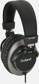 Roland RH-300 Top Of The Range Closed Type Headphones