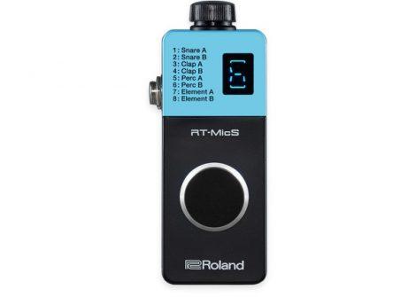 Roland RT-MICS Acoustic Drum Trigger