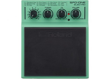 Roland SPD-1E One Pad With Built In Electro Sounds