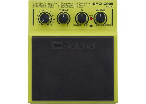 Roland SPD-1K One Pad With Built In Kick Sounds