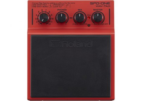 Roland SPD-1W One WAV Pad 4GB Internal Memory