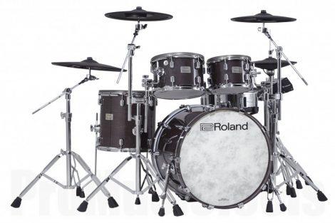 Roland VAD-706-GE Kit V-Drums Acoustic Design Kit - Gloss Ebony Finish