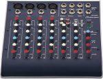 Studiomaster C2-4, 8 Chanel compact Mixer