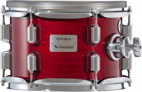 """PDA-100-GC - VAD 10"""" Tom Pad in Glossy Cherry Finish"""