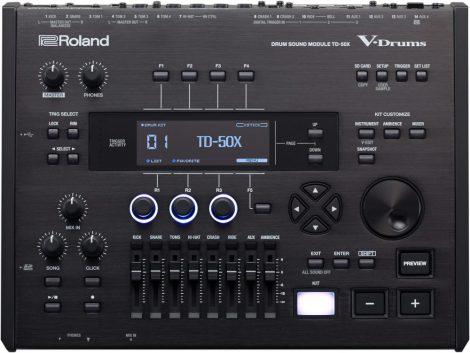 Roland TD-50X V-Drum Module