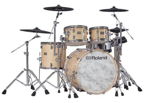 Roland VAD-706-GN KIt V-Drums Acoustic Design, Gloss Natural Finish