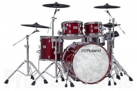 Roland VAD-706-GC Kit - V-Drums Acoustic Design Kit - Glossy Cherry Finish