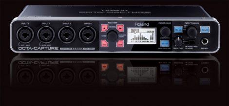 Roland UA-1010 Octa Capture