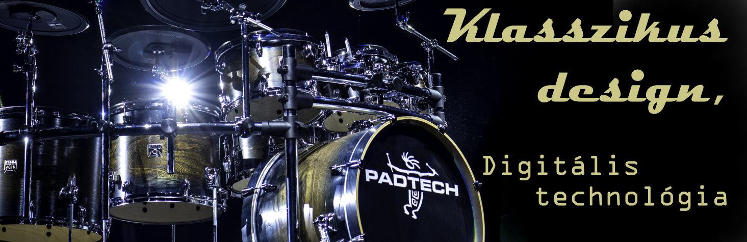padtech drums Okt 23
